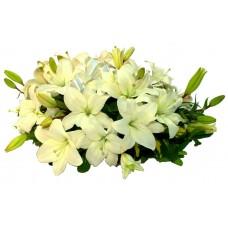 Bouquet de liliums